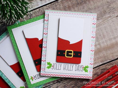 Santa cards - 2017-11-08 - koolkittymusings.typepad.com