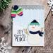 Joyful snowman - 2017-11-12