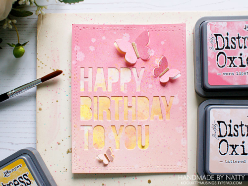 Ombré butterfly birthday greetings - 2018-05-03 - koolkittymusings.typepad.com