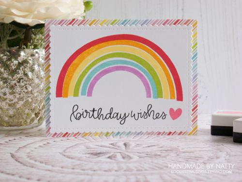 Rainbow birthday wishes - 2018-07-27 - koolkittymusings.typepad.com