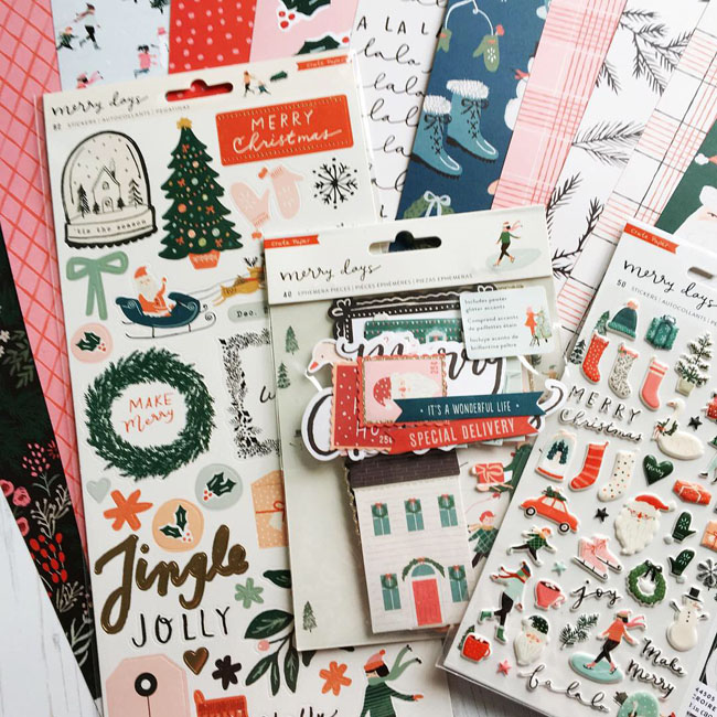 Crate Paper Merry Days_sm