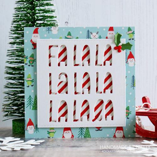 Fa la la Santa and elves - 2018-12-04 - koolkittymusings.typepad.com