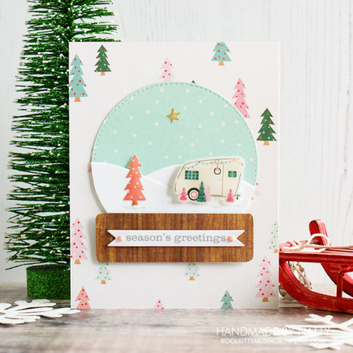 Christmas caravan card - 2018-12-09 - koolkittymusings.typepad.com