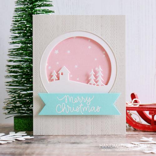 Merry Christmas snowglobe - 2018-12-24 - koolkittymusings.typepad.com