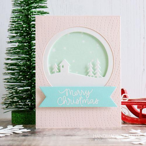Merry Christmas snowglobe - 2018-12-25 - koolkittymusings.typepad.com