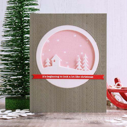 Merry Christmas snowglobe - 2018-12-22 - koolkittymusings.typepad.com