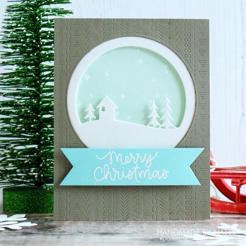 Merry Christmas snowglobe - 2018-12-23 - koolkittymusings.typepad.com