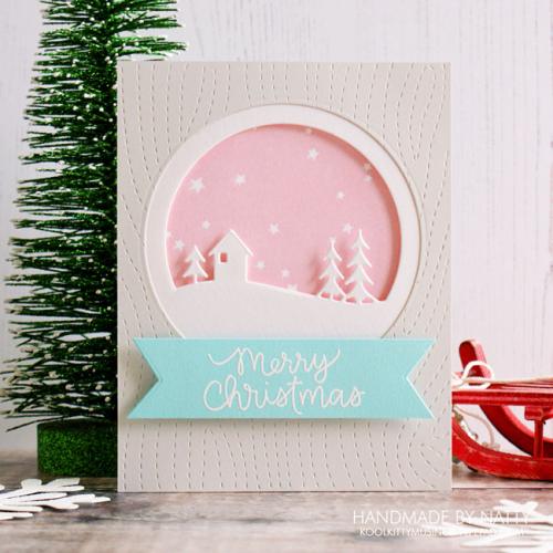 Merry Christmas snowglobe - 2018-12-28 - koolkittymusings.typepad.com