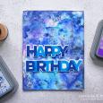 Blended happy birthday - 2019-02-19