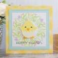 Hoppy Easter chick - 2019-03-15
