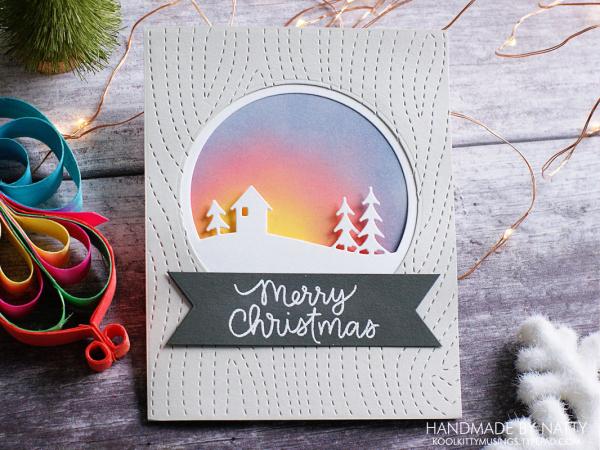 Winter sunset Merry Christmas - 2019-10-12 - koolkittymusings.typepad.com