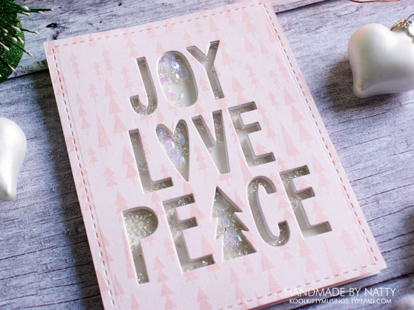 Joy, Love, Peace shaker - 2019-11-15 - koolkittymusings.typepad.com