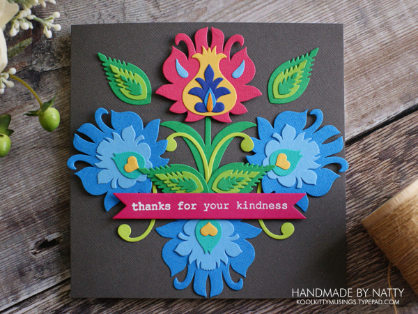 Wycinanki thank you card - 2019-09-04 - koolkittymusings.typepad.com