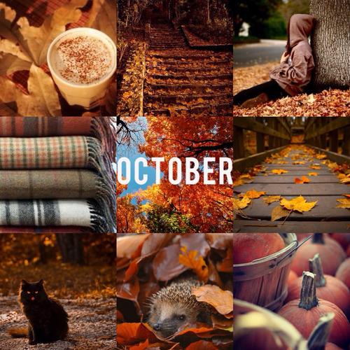 10 - Oct elemental inspiration