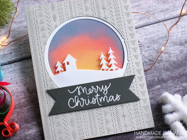 Winter sunset Merry Christmas - 2019-10-13 - koolkittymusings.typepad.com