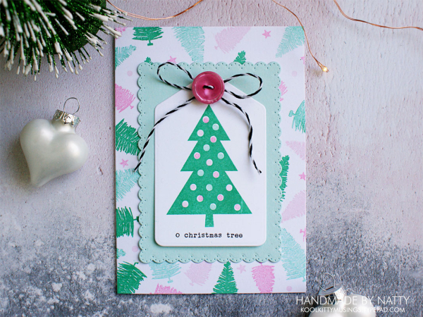 Oh Christmas Tree - Christmas Countdown Day 6 - koolkittymusings.typepad.com