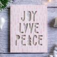 Joy, Love, Peace - 2019-11-15