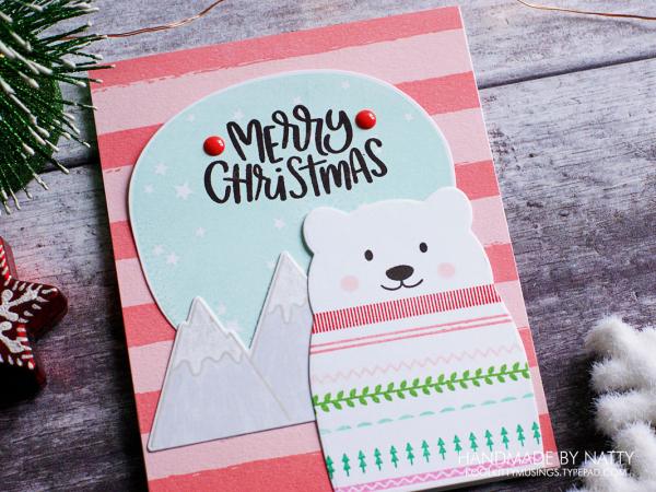 Bear in Christmas sweater - 2019-10-16 - koolkittymusings.typepad.com
