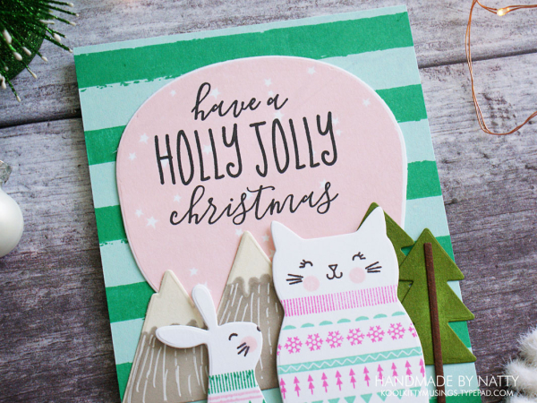 Sweater weather Christmas card - 2019-10-28 - koolkittymusings.typepad.com