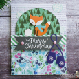 Festive Mr Fox - 2019-10-15