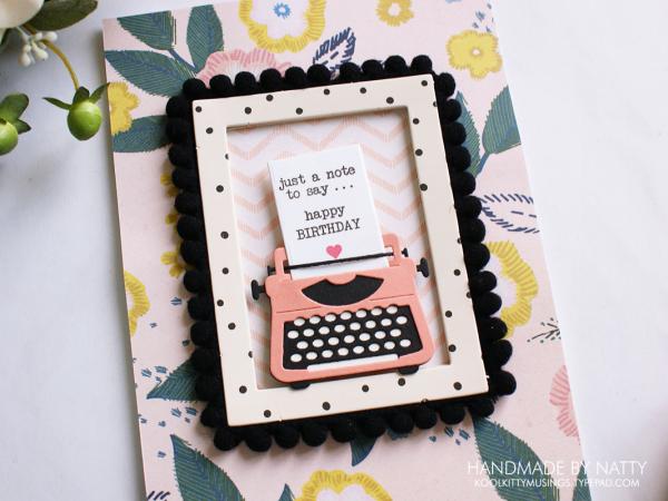 Typewriter birthday wishes - 2020-03-06 - koolkittymusings.typepad.com
