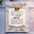 Merry & Bright pinecones - 2019-11-22