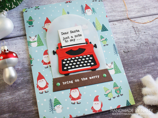 Dear Santa - Christmas Countdown Day 4 - koolkittymusings.typepad.com