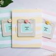 Striped thank you cards - 2020-02-24