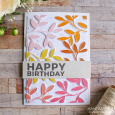 Botanical birthday greetings - 2020-09-04