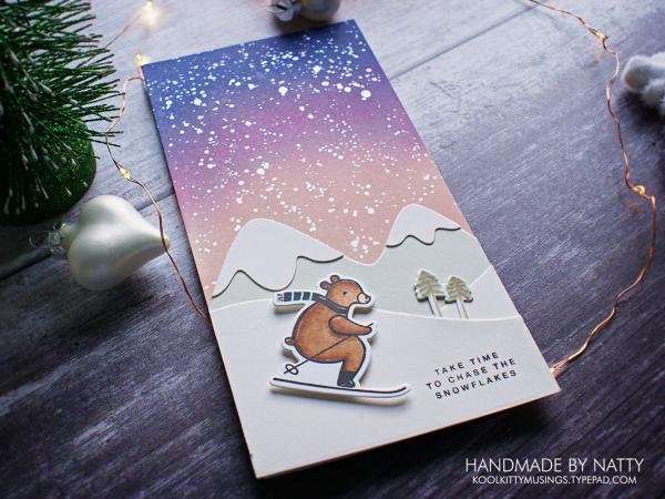 Chasing Snowflakes - Christmas Countdown Day 37 - koolkittymusings.typepad.com