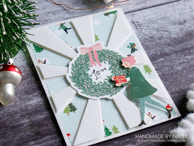 Christmas Countdown Day 43 - close-up