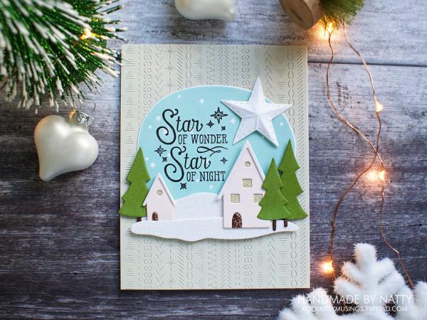 Star of Wonder - Christmas Countdown Day 46 - koolkittymusings.typepad.com