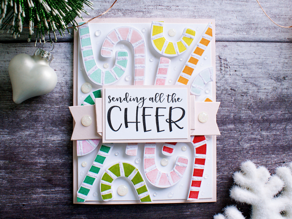 Sending All the Cheer - Christmas Countdown Day 25 - koolkittymusings.typepad.com