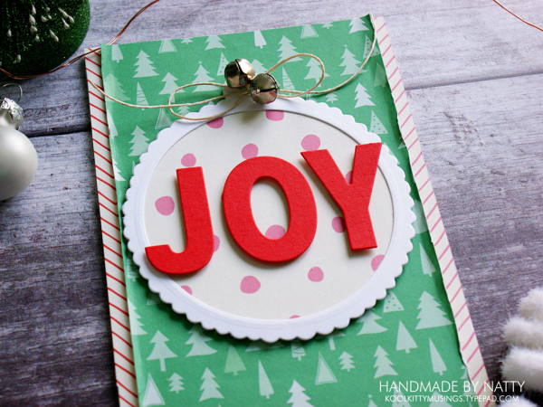 Jingle with Joy - Christmas Countdown Day 23 - koolkittymusings.typepad.com