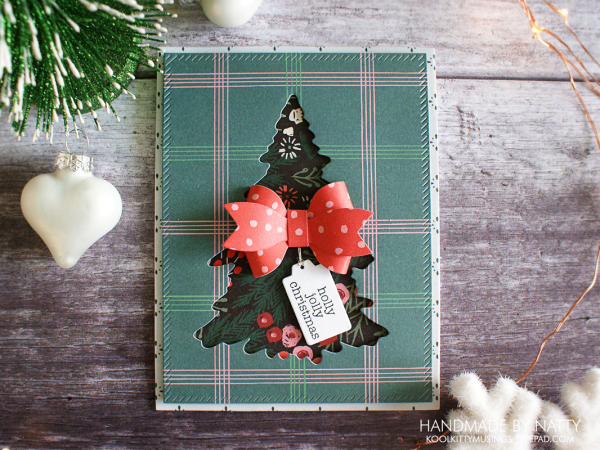 Holly Jolly Christmas - Christmas Countdown Day 49 - koolkittymusings.typepad.com
