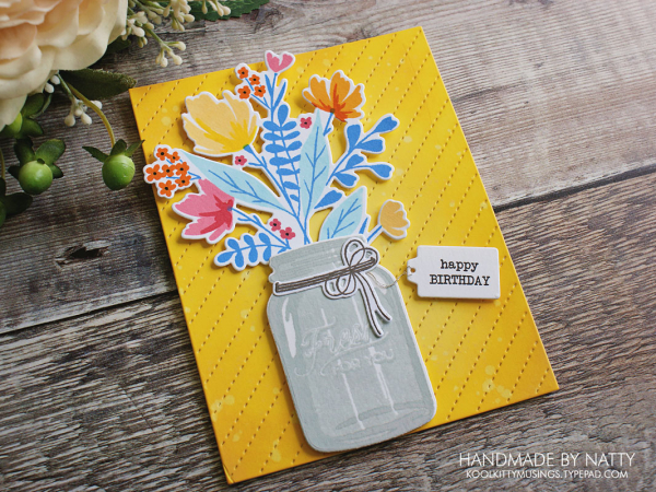 Happy birthday bouquet - 2021-07-09 - koolkittymusings.typepad.com