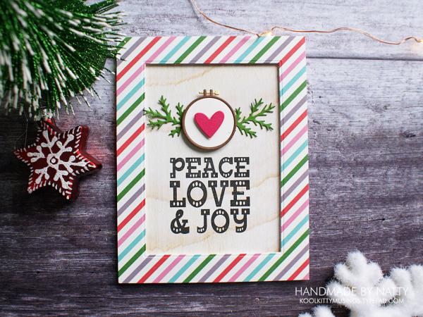 Peace, Love & Joy - Christmas Countdown Day 40 - koolkittymusings.typepad.com