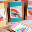 Rainbow birthday greetings - 2021-08-28 - 1