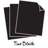 PTI - True Black cardstock