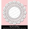MFT - High Tea Doily die (r)