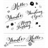 PTI - Graceful Greetings stamp set