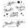 PTI - Graceful Greetings stamps