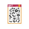 WPlus9 - Spring Blooms stamps