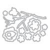 Altenew - Vintage Flowers dies