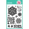 Avery Elle - Noel stamps