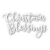 Simon Says Stamp - Christmas Blessings dies
