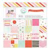 American Crafts - Dear Lizzy Fine & Dandy - 12x12 paper pad (r)