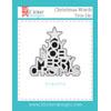 Lil' Inker Designs - Christmas Words Tree die (r)