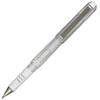 Pentel 1.0 mm white gel pen