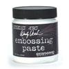 Wendy Vecchi Embossing Paste - White